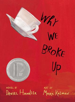 y we broke up